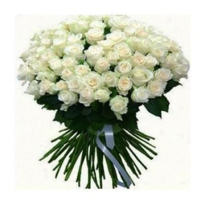 Bouquet White Beauty M 47