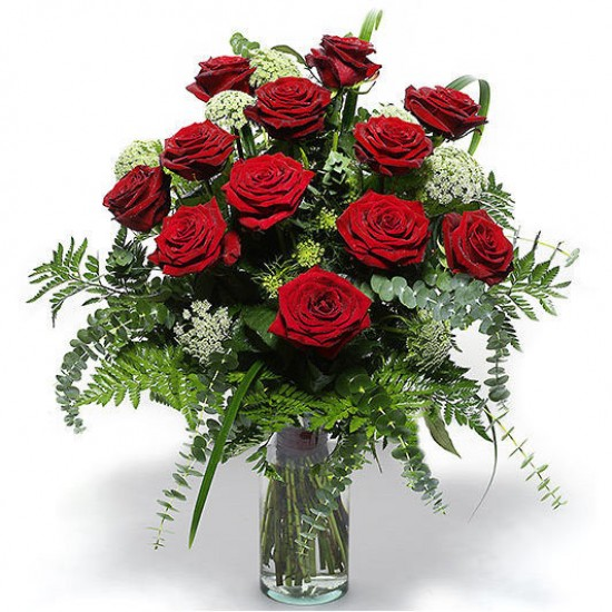 Bouquet Red moments M12