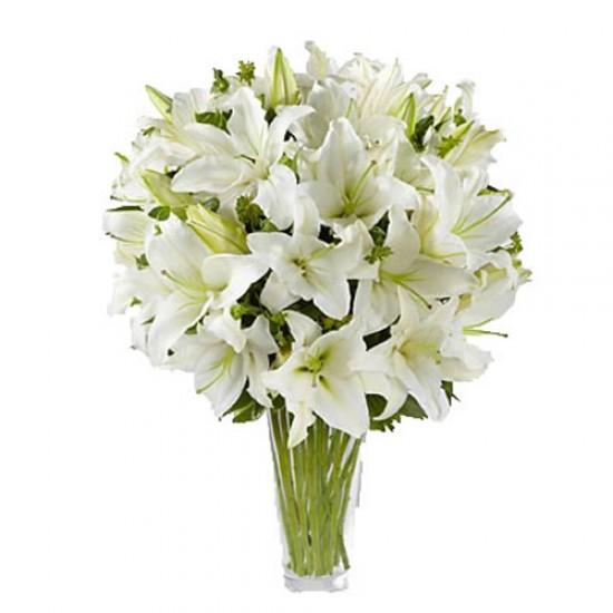 Condolences Bouquet S13
