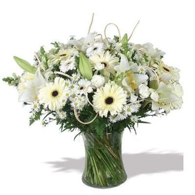 Condolences Bouquet S5