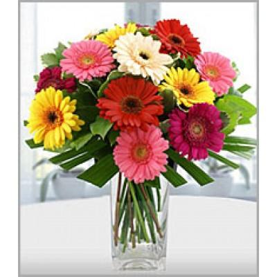 Flower Arrangement Color Joy A13