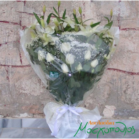 Bouquet for Funeral Σ18