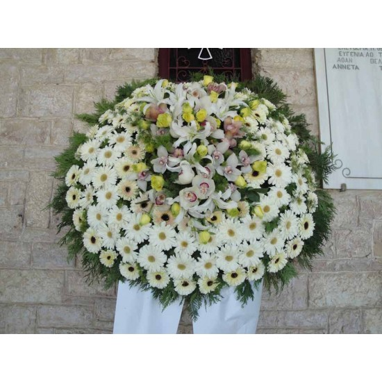 Funeral Wreath Special S4