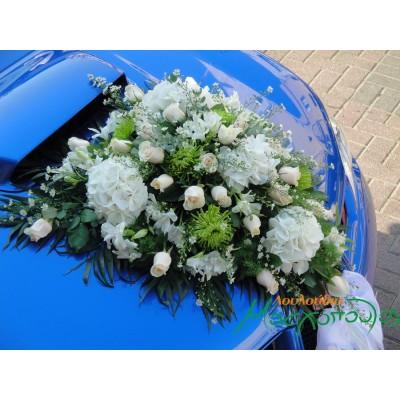 Wedding Decoration Car 1