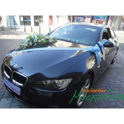 Wedding Decoration Car 5