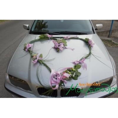 Wedding Decoration Car 4