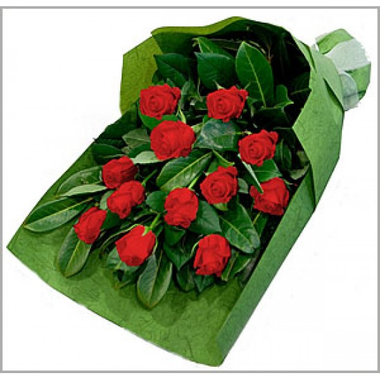 Bouquet with red Roses M27