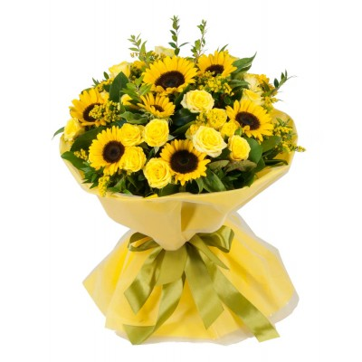 Bouquet SynFlowers M33